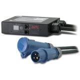APC In-Line Current Meter, 16A, 230V, IEC309-16A, 2P+G ( AP7152)