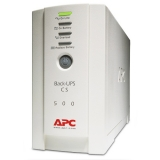 APC Back-UPS CS 500VA/300W Full Colour Packaging - Russian, without Software ( BK500-RS)