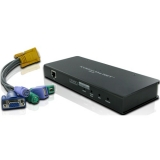 1 PORT PS2-USB KVM ON THE NET W/1.2M ( CN8000)