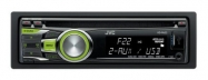 Автомагнитола CD JVC KD-R422 USB MP3 WMA ()