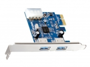 PCI-E 2x USB 3.0 Adapter for desktops ( DUB-1310)