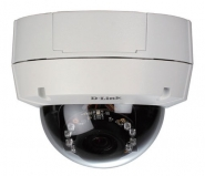 HD Day & Night Vandal-Proof Fixed Dome Network Camera ( DCS-6511)