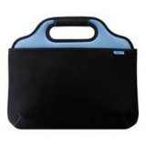 "Bag ASUS CARRYCASE-O2XYGEN BAG Blue For 10"" laptop/Neoprene 26.6 (L) x 19.4 (W) x 3.8 (H) ( 90-XB0900BA00010-)"