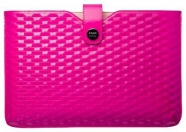 "Bag ASUS INDEX SLEEVE/KR COLLECTION/Pink For 10"" laptop/PULeather 306 (L) x 215 (W) x 15 (H) ( 90-XB0J00SL00030-)"