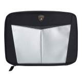 "Bag ASUS LAMBORGHINI SLEEVE for 12"" laptop/Black&silver 330 (L) x 55 (W) x 245 (H) ( 90-XB1W00SL00010-)"