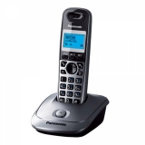 Р/Телефон Dect Panasonic KX-TG2511RUN (платиновый) (KX-TG2511RUN)