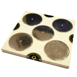 AudioMagic Pads Set w/5 pcs ( Pads Set w/5 pcs)