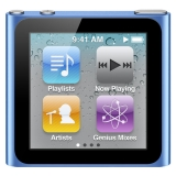 Apple iPod nano 8GB - Blue ( MC689QB/A)