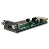 10 Gigabit Ethernet Module with 1 XFP, compatible with DGS-34xx series Gigabit switches ( DEM-410X)