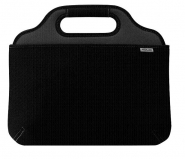 "Bag ASUS CARRYCASE-O2XYGEN BAG Gray For 10"" laptop/Neoprene 26.6 (L) x 19.4 (W) x 3.8 (H) ( 90-XB0900BA00060-)"