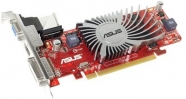 VGA ASUS ATI Radeon HD6450 625MHz, 512Gb DDR3 1100MHz/32 bit, PCI-Ex16, DVI, D-SUB, HDMI (low profile bracket) ( EAH6450 SILENT/DI/512MD3(LP))